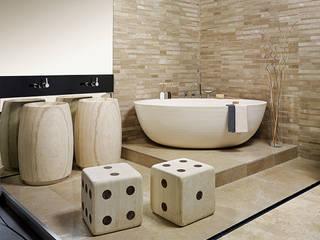 Baños de estilo moderno de BAYYURT Moderno