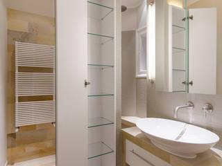 Schwabinger Altbau:  Badezimmer von vivante