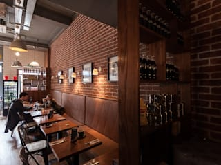 TriBeCa West Interior view 1:  Gastronomy by Coogan Architects