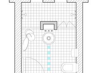 Grundriss:   von Dielen Innenarchitekten