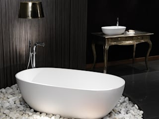 Waters Baths - Elements Stone Baths de Waters Baths of Ashbourne Moderno