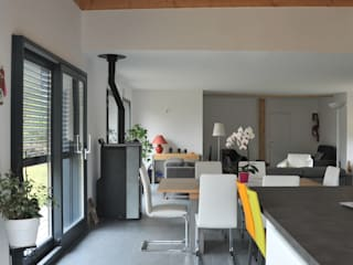 Empreinte Constructions bois Modern Houses