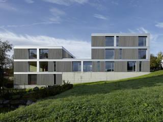 Familienburg:   von Gohm Hiessberger Architekten