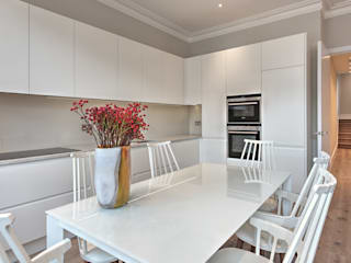 Queens Gate Place, South Kensington, London, SW7 de Temza design and build