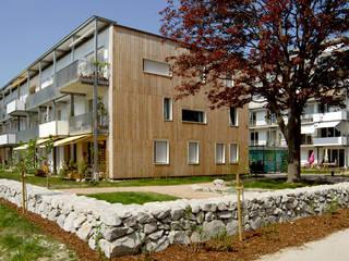 Kleehäuser:  Häuser von Gies Architekten