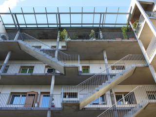 Kleehäuser:  Terrasse von Gies Architekten