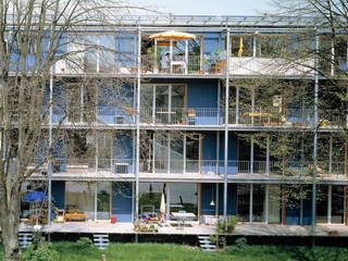 Wohnen & Arbeiten Ausgefallene Häuser von Gies Architekten Ausgefallen