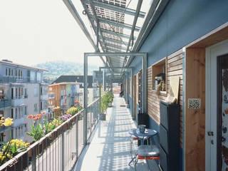 Wohnen & Arbeiten:  Häuser von Gies Architekten