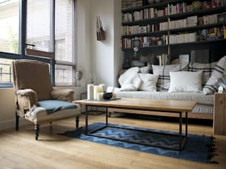 Atelier Grey Modern living room