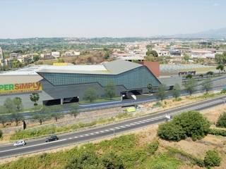 Centro Commerciale - Acireale studio appalti e grafica Centri commerciali moderni