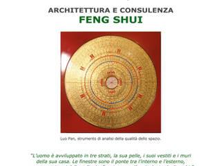 ARCHITETTURA FENG SHUI:  in stile  di BaBo Design - Barbara Sabrina Borello