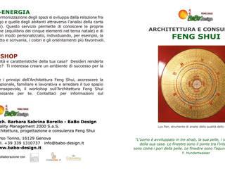 ARCHITETTURA FENG SHUI, UOMO-SPAZIO-ENERGIA:  in stile  di BaBo Design - Barbara Sabrina Borello