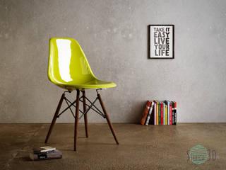 Studi di interior design:  in stile  di Sferica3D,