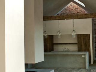 Aylesbury pool room Modern kitchen by Decor Tadelakt Modern