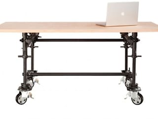 Kolekcja stołów Nizio Interior od Nizio Interior Industrialny
