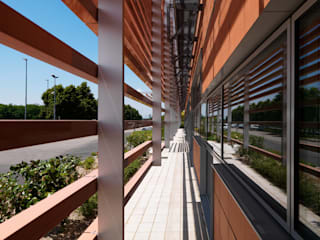 Tessiture di Nosate e San Giorgio:  in stile  di Frigerio Design Group