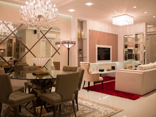 Classic style dining room by Rosé Indoor Design Classic