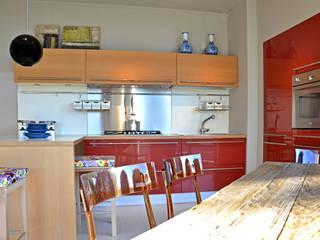 Cocinas modernas de Architetti di Casa Moderno