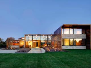 Nuovo progetto Case moderne di MIDE architetti Moderno