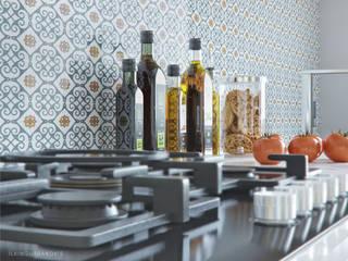 Cocinas de estilo rústico de ILKIN GURBANOV Studio Rústico