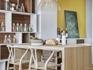 ILKIN GURBANOV Studio Cocinas de estilo rústico