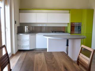 Cocinas de estilo moderno de Architetti di Casa Moderno
