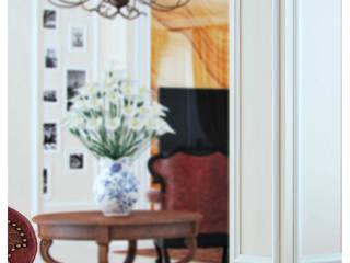 """Квартира в Баку """"Roseville"""" Гостиная в классическом стиле от ILKIN GURBANOV Studio Классический"""