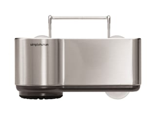 sink caddy, stainless steel simplehuman KitchenStorage