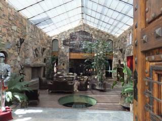 Salas modernas de Zeus Tasarım Ltd. Şti. Moderno
