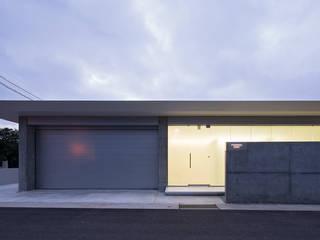 FUNATSUKA CLINIC: MANI建築デザイン事務所が手掛けた医療機関です。