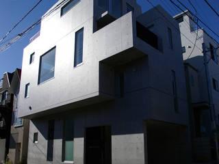 House I 森吉直剛アトリエ/MORIYOSHI NAOTAKE ATELIER ARCHITECTS Minimalist houses