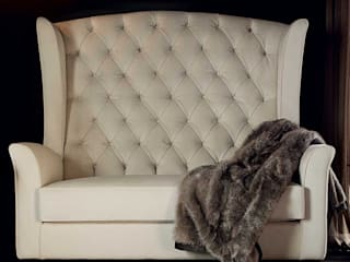 Kesy Lux Loveseat:   by We Style Homes