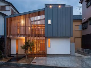 岸和田の家 モダンな 家 の 神谷徹建築設計事務所 モダン