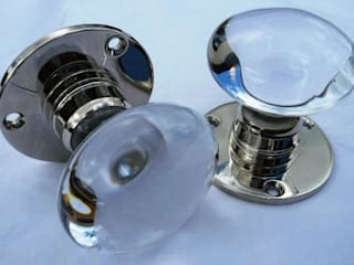 Bohemian Glass Door Knobs UKAA | UK Architectural Antiques HouseholdAccessories & decoration