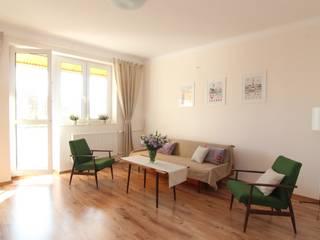 Salon de style de style Scandinave par Better Home