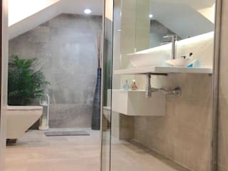 Modern bathroom by DISIGHT Modern