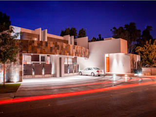 GRUPO VOLTA Rumah Modern