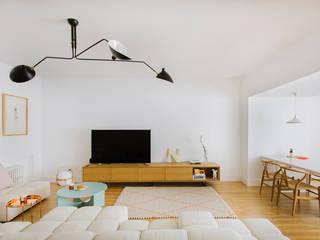 nimú equipo de diseño Modern Living Room