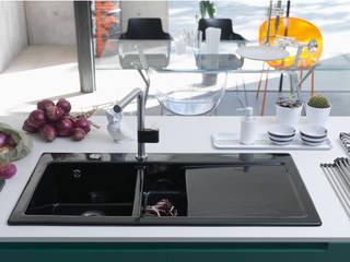 Franke-Keramikspüle Mythos: moderne Küche von Franke GmbH