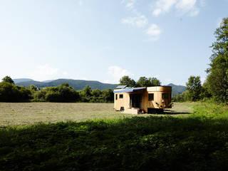 Modern houses by Wohnwagon Modern