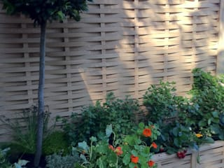Quercus Raised Beds -Extra Space in a small garden Quercus UK Ltd Jardines de estilo rural