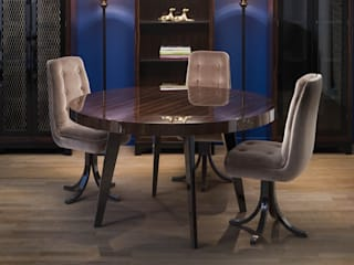 Harry Dining Table:   by We Style Homes