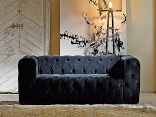 Dom Edizioni Capitone Sofa:   by We Style Homes