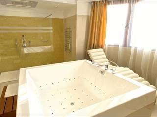 The Dostyk Hotel - Almaty, Kazajistán Tono Bagno Hoteles de estilo moderno