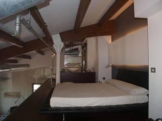 Loft22@ Barcelona Tono Bagno Baños de estilo moderno