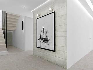 Dom Gdansk: styl , w kategorii Korytarz, przedpokój zaprojektowany przez Ajot pracownia projektowa
