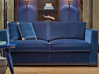 Dom Edizioni Harris Sofa:   by We Style Homes