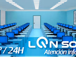 by LQN Soluciones Mantenimiento Informático Modern