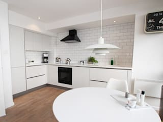Matt Kitchens LWK London Kitchens Кухня