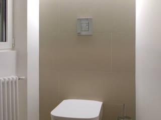 Minimalistische Badezimmer von M N A - Matteo Negrin Minimalistisch